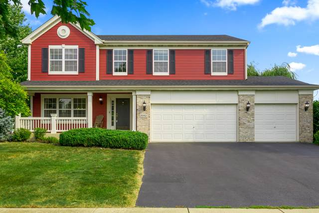25152 Liberty Grove Boulevard, Plainfield, IL 60544 (MLS #11220397) :: Suburban Life Realty