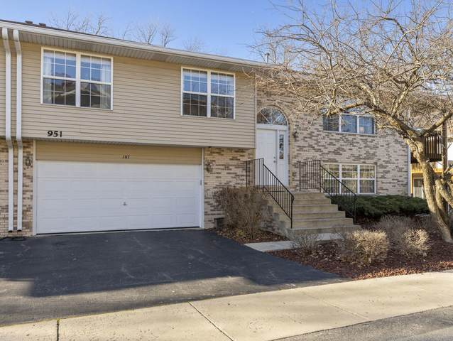 951 Elderberry Circle #107, Naperville, IL 60563 (MLS #11220439) :: Charles Rutenberg Realty