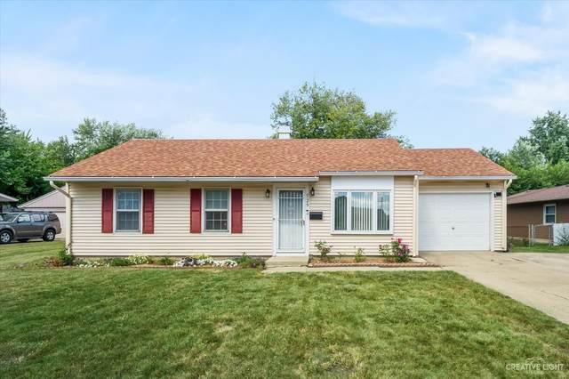725 Cedardale Place, Aurora, IL 60506 (MLS #11220450) :: John Lyons Real Estate