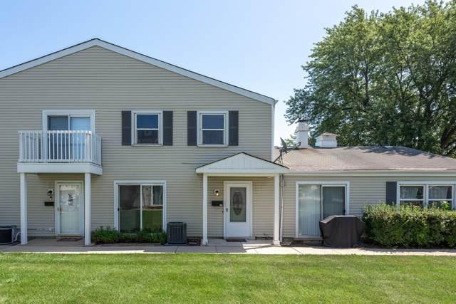 335 David Court B, Bartlett, IL 60103 (MLS #11220468) :: John Lyons Real Estate