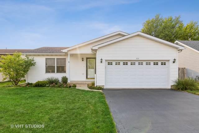 723 Hedge Drive, Dekalb, IL 60115 (MLS #11220555) :: Angela Walker Homes Real Estate Group