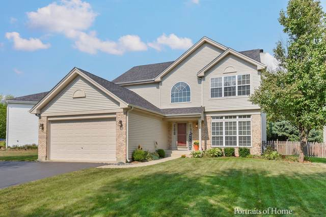 535 Waterford Drive, Oswego, IL 60543 (MLS #11220595) :: John Lyons Real Estate