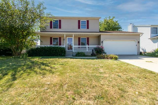 1307 Lismore Lane, Normal, IL 61761 (MLS #11220618) :: Carolyn and Hillary Homes