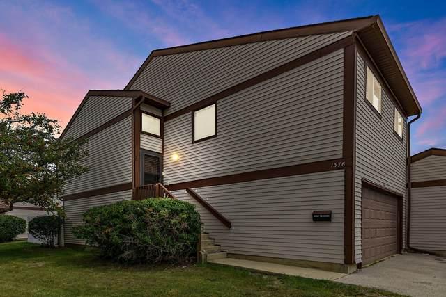 1376 Court Maria, Hanover Park, IL 60133 (MLS #11220622) :: John Lyons Real Estate