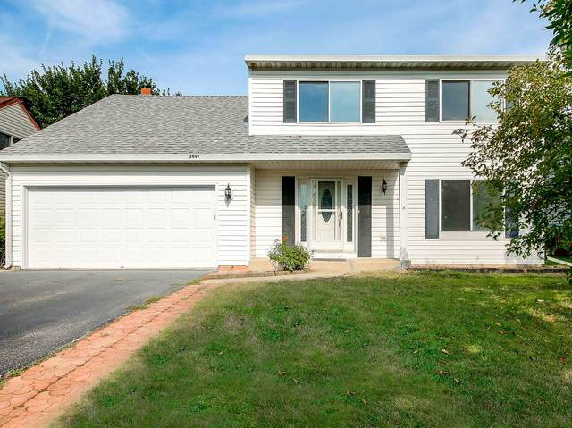 2607 Homestead Drive, Naperville, IL 60564 (MLS #11220628) :: Charles Rutenberg Realty