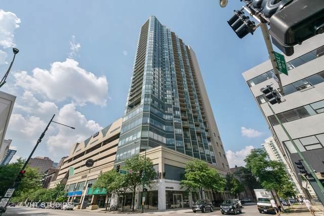 111 W Maple Street #1111, Chicago, IL 60610 (MLS #11220638) :: Touchstone Group