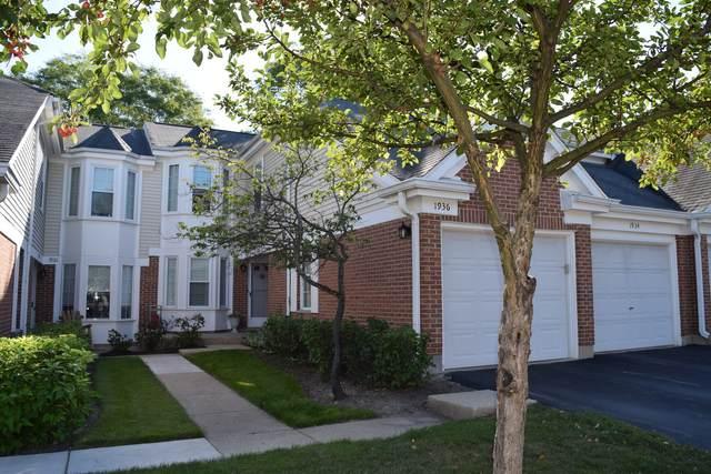 1934 Quaker Hollow Lane, Streamwood, IL 60107 (MLS #11220687) :: John Lyons Real Estate