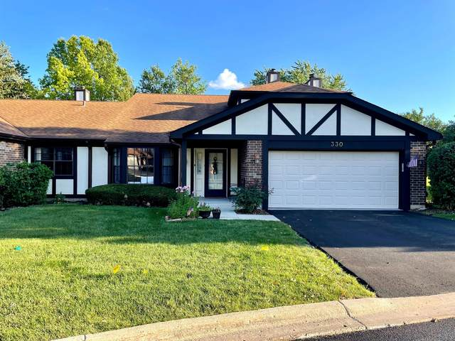 330 Briarwood Lane, Bloomingdale, IL 60108 (MLS #11220767) :: Carolyn and Hillary Homes