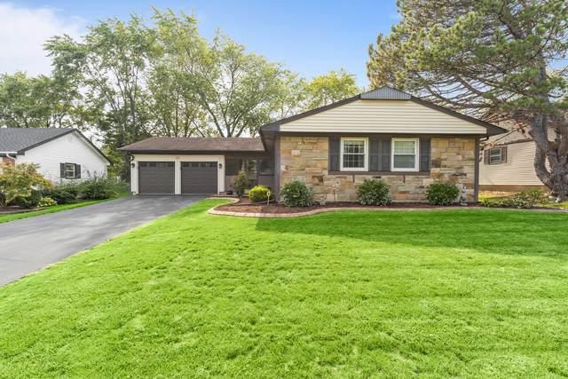 541 Indian Spring Lane, Buffalo Grove, IL 60089 (MLS #11220771) :: John Lyons Real Estate
