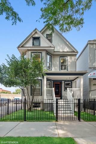1858 W Berenice Avenue #2, Chicago, IL 60613 (MLS #11220800) :: Helen Oliveri Real Estate