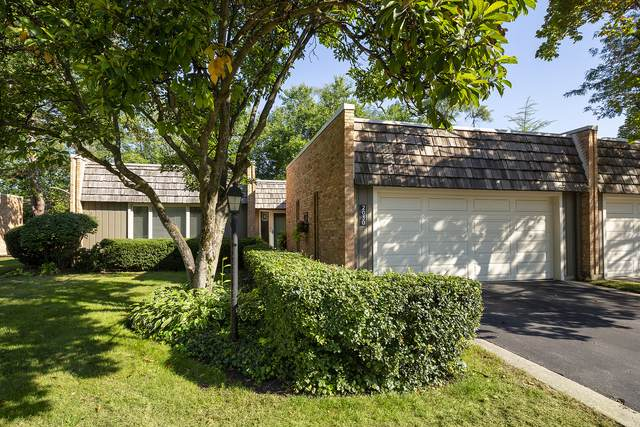 2030 Plymouth Lane #2030, Northbrook, IL 60062 (MLS #11220808) :: John Lyons Real Estate