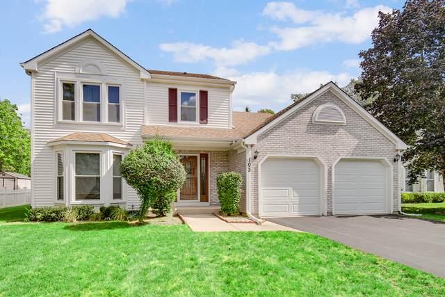 103 Southfield Drive, Vernon Hills, IL 60061 (MLS #11220866) :: John Lyons Real Estate