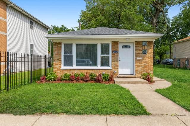 6143 S Ada Street, Chicago, IL 60636 (MLS #11220882) :: Charles Rutenberg Realty