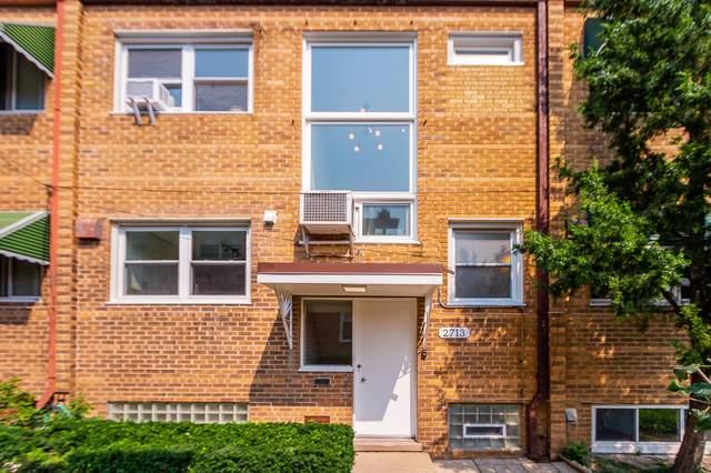 2713 W Balmoral Avenue, Chicago, IL 60625 (MLS #11220905) :: John Lyons Real Estate