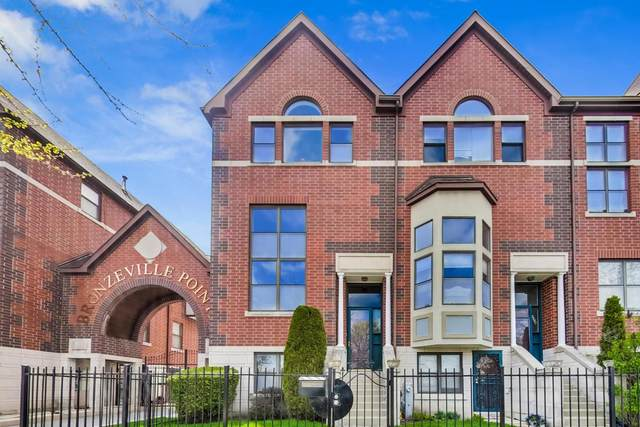 4410 S King Drive, Chicago, IL 60653 (MLS #11220948) :: Lewke Partners - Keller Williams Success Realty