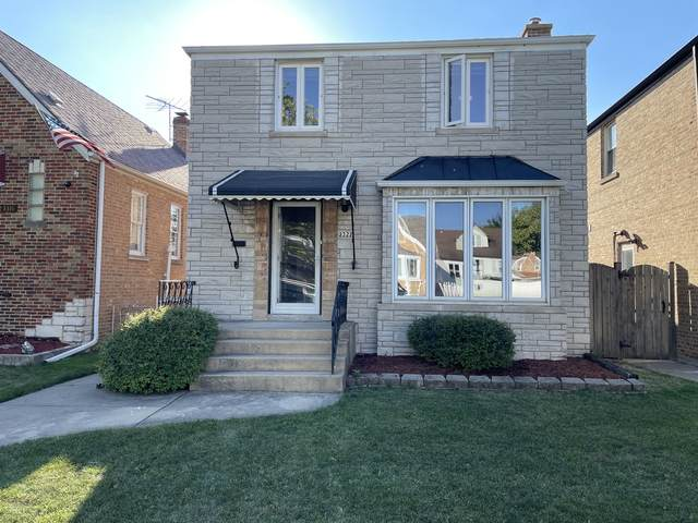3322 N Pioneer Avenue, Chicago, IL 60634 (MLS #11221185) :: The Wexler Group at Keller Williams Preferred Realty