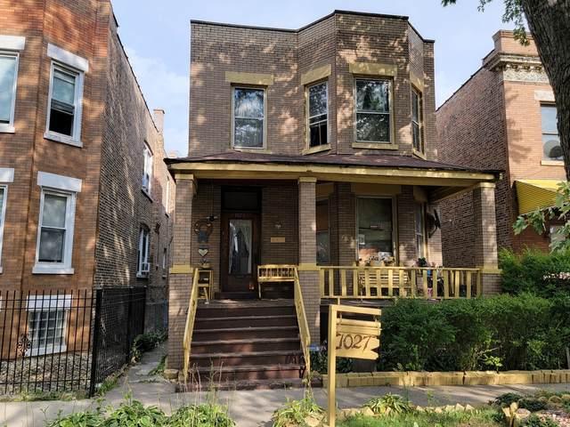 1027 N Ridgeway Avenue N, Chicago, IL 60651 (MLS #11221197) :: Touchstone Group
