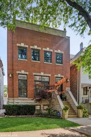 3909 N Leavitt Street, Chicago, IL 60618 (MLS #11221233) :: Helen Oliveri Real Estate