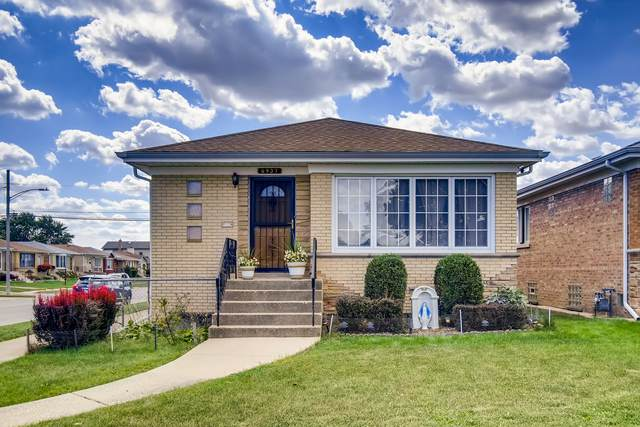 6937 W Leland Avenue, Harwood Heights, IL 60706 (MLS #11221274) :: Ryan Dallas Real Estate
