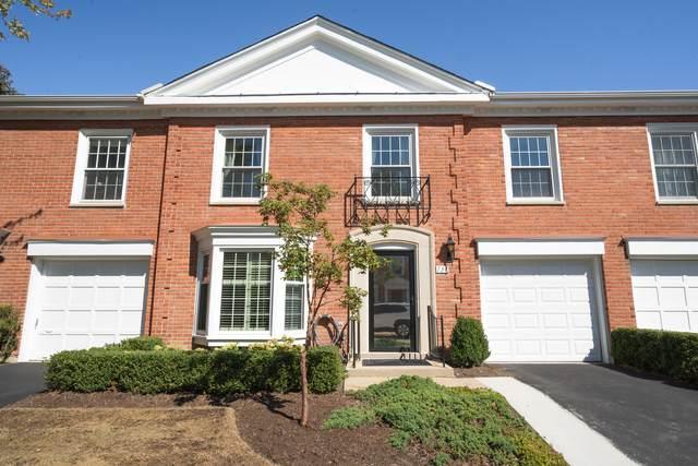 734 Lexington Court, Northbrook, IL 60062 (MLS #11221293) :: Ryan Dallas Real Estate