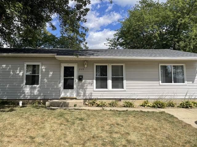 242 Tallman Avenue, Romeoville, IL 60446 (MLS #11221307) :: The Wexler Group at Keller Williams Preferred Realty