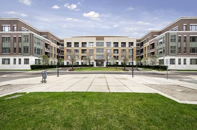 1000 Village Center Drive #306, Burr Ridge, IL 60527 (MLS #11221316) :: The Wexler Group at Keller Williams Preferred Realty