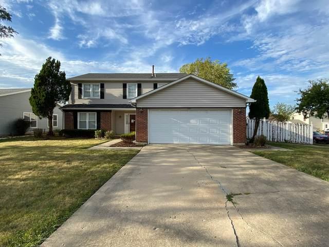 132 Warwick Drive, Glendale Heights, IL 60139 (MLS #11221339) :: Angela Walker Homes Real Estate Group