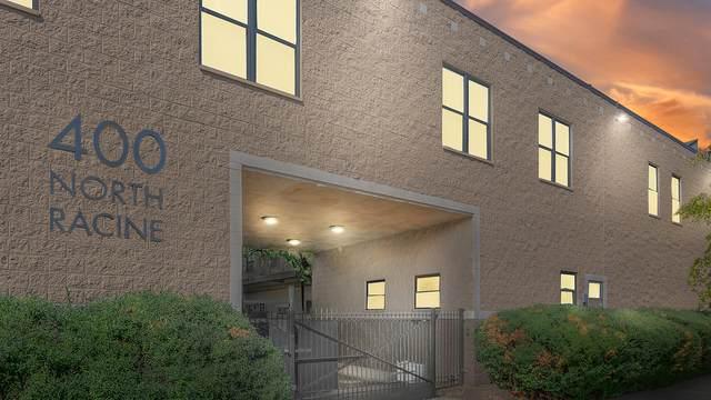400 N Racine Avenue #211, Chicago, IL 60642 (MLS #11221442) :: Lewke Partners - Keller Williams Success Realty