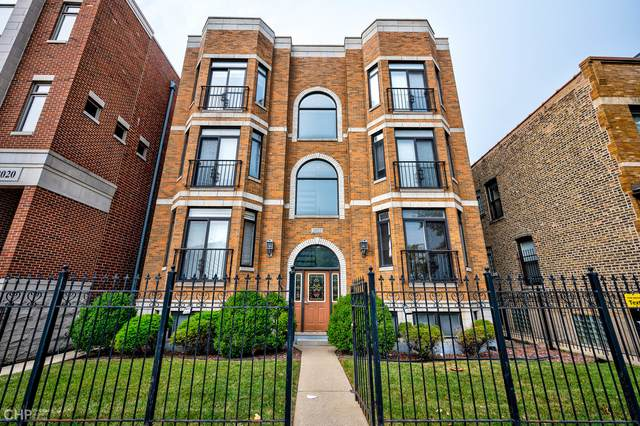 2022 N Wood Street 3N, Chicago, IL 60614 (MLS #11221447) :: Touchstone Group