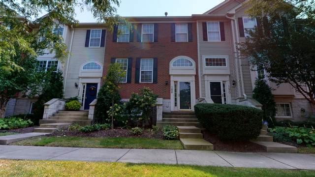188 Willow Boulevard 1403B, Willow Springs, IL 60480 (MLS #11221458) :: John Lyons Real Estate