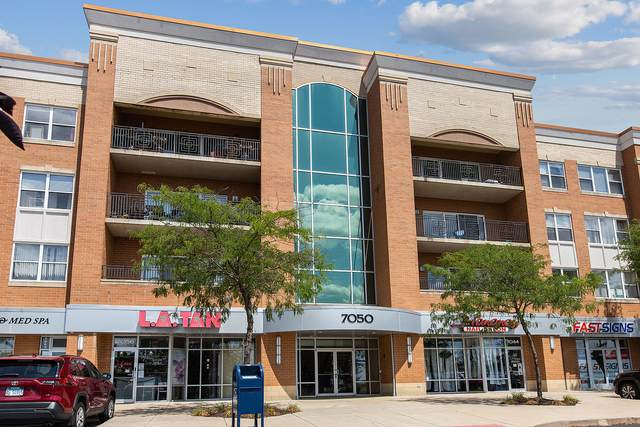 7050 183RD Street #205, Tinley Park, IL 60477 (MLS #11221492) :: The Wexler Group at Keller Williams Preferred Realty