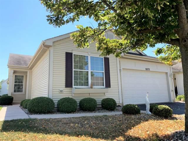 16171 Seneca Lake Circle, Crest Hill, IL 60403 (MLS #11221493) :: Ryan Dallas Real Estate