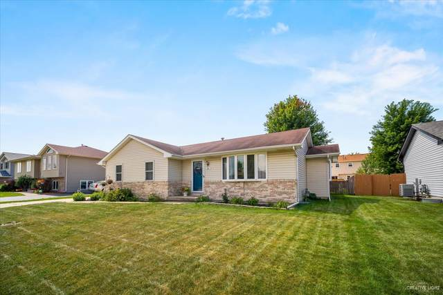 1911 Great Falls Drive, Plainfield, IL 60586 (MLS #11221496) :: The Wexler Group at Keller Williams Preferred Realty