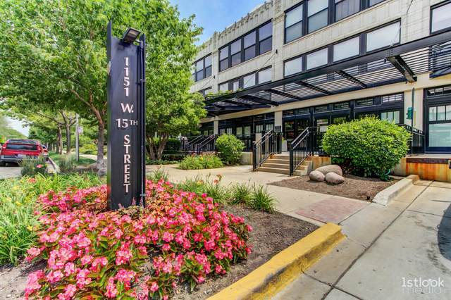 1151 W 15TH Street #331, Chicago, IL 60608 (MLS #11221521) :: The Wexler Group at Keller Williams Preferred Realty