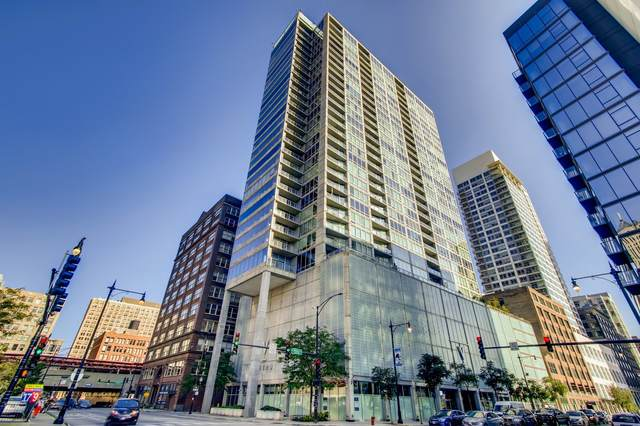 611 S Wells Street #1906, Chicago, IL 60607 (MLS #11221526) :: Touchstone Group