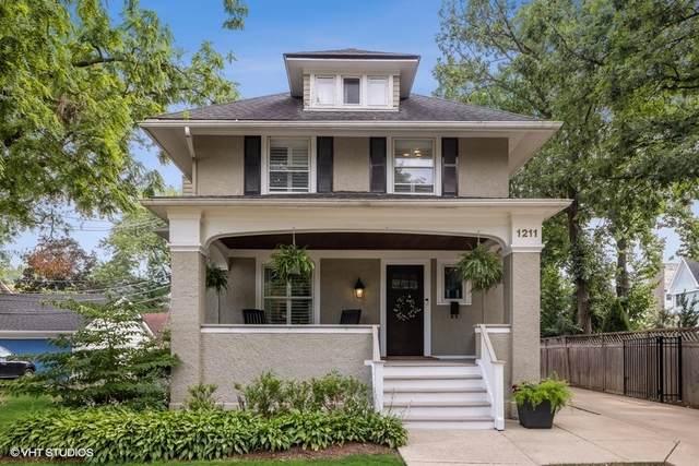 1211 Maple Street, Western Springs, IL 60558 (MLS #11221586) :: The Wexler Group at Keller Williams Preferred Realty