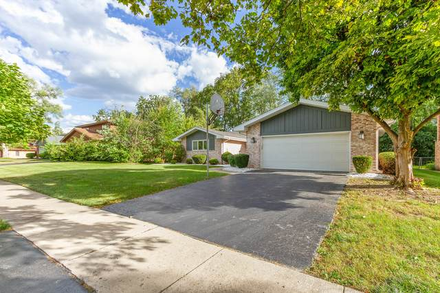 3227 Knollwood Lane, Homewood, IL 60430 (MLS #11221668) :: The Wexler Group at Keller Williams Preferred Realty