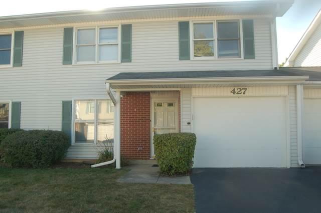 427 Degas Circle, Bolingbrook, IL 60440 (MLS #11221683) :: John Lyons Real Estate