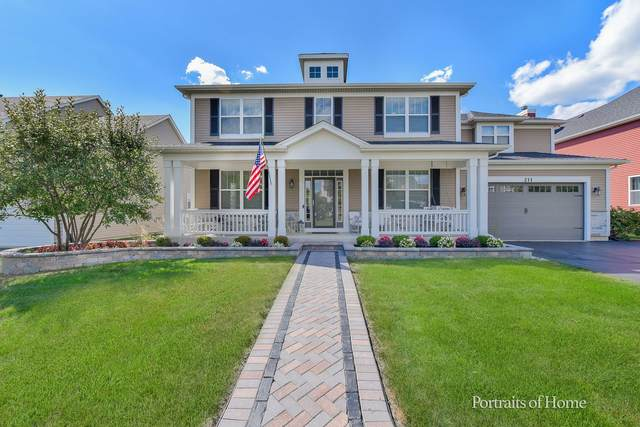 211 Woodford Road, Oswego, IL 60543 (MLS #11221701) :: John Lyons Real Estate