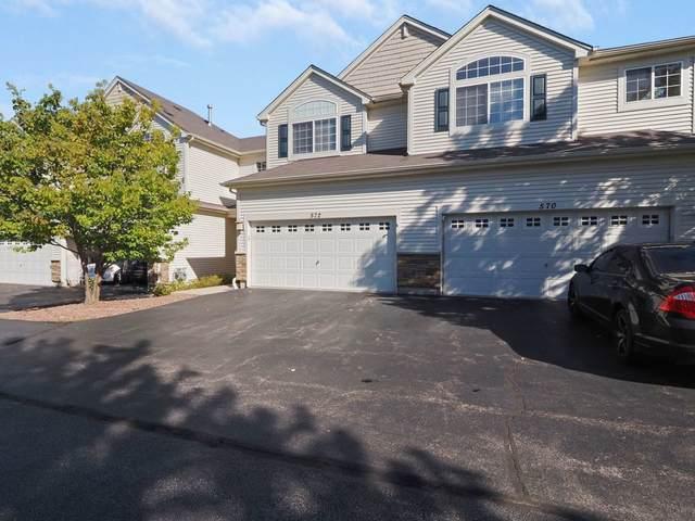 572 S Jade Lane 31-5, Round Lake, IL 60073 (MLS #11221717) :: Littlefield Group