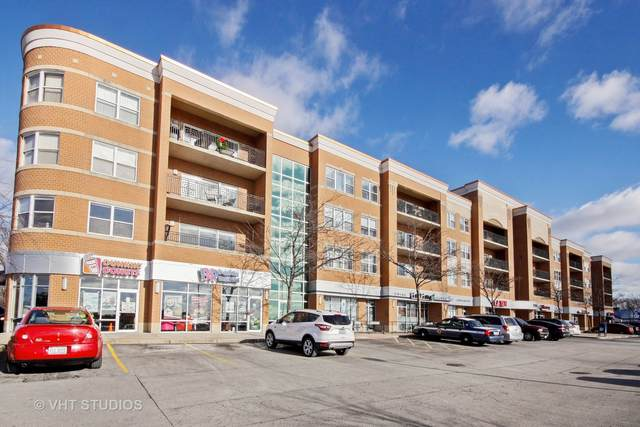 7050 183rd Street #207, Tinley Park, IL 60477 (MLS #11221733) :: The Wexler Group at Keller Williams Preferred Realty