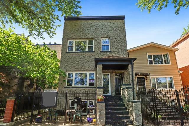 2221 W Cortland Street #1, Chicago, IL 60647 (MLS #11221749) :: John Lyons Real Estate