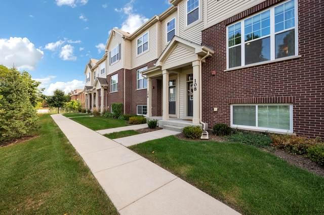 108 Lexington Lane, Rolling Meadows, IL 60008 (MLS #11221752) :: John Lyons Real Estate