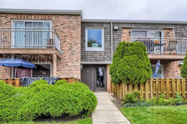 4610 Kings Walk Drive 2C, Rolling Meadows, IL 60008 (MLS #11221764) :: Angela Walker Homes Real Estate Group