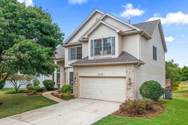 13722 Hunt Club Lane, Plainfield, IL 60544 (MLS #11221791) :: Carolyn and Hillary Homes