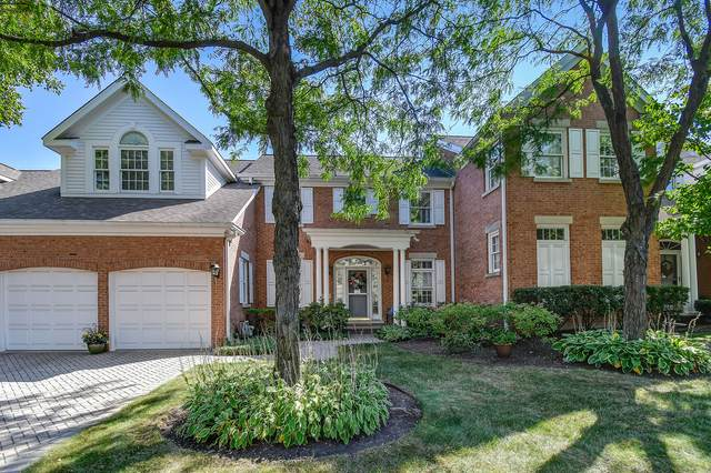 23 W Old Mill Lane, Burr Ridge, IL 60527 (MLS #11221801) :: The Wexler Group at Keller Williams Preferred Realty