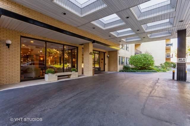 221 N Kenilworth Avenue #202, Oak Park, IL 60302 (MLS #11221834) :: Ryan Dallas Real Estate