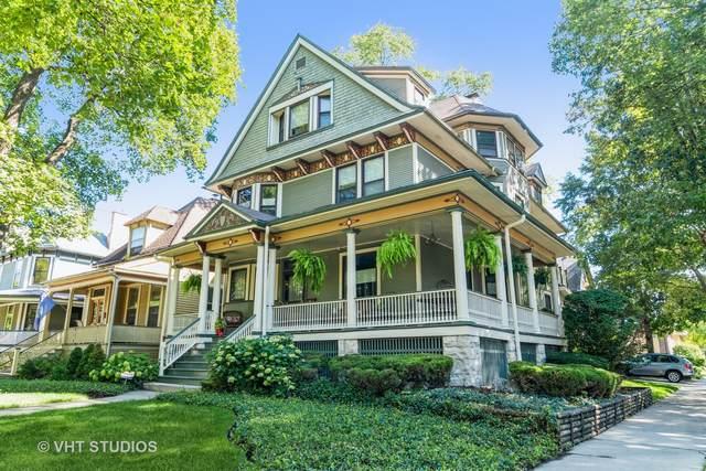 138 Clinton Avenue, Oak Park, IL 60302 (MLS #11221851) :: Ryan Dallas Real Estate