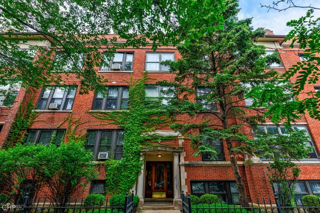 4356 N Wolcott Avenue #2, Chicago, IL 60613 (MLS #11221876) :: Touchstone Group