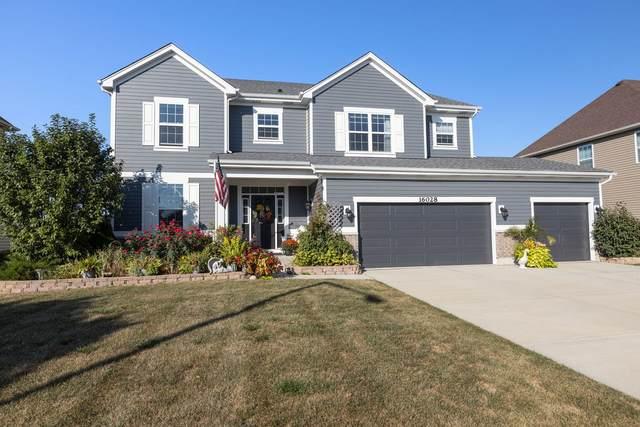 16028 S Selfridge Circle, Plainfield, IL 60586 (MLS #11221883) :: Touchstone Group